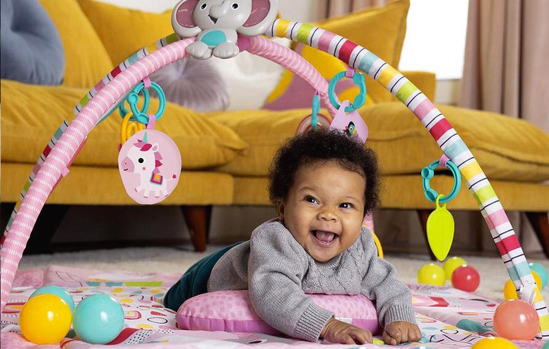 meilleur jouet bebe 2 mois